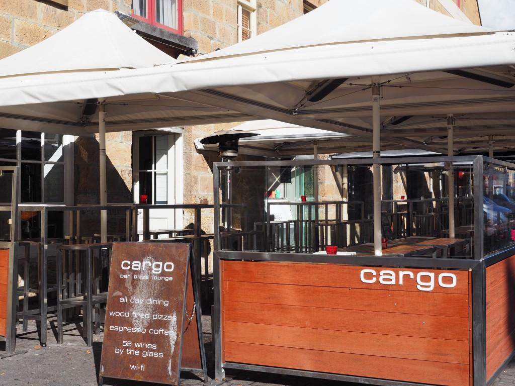 Cargo Restaurant Hobart