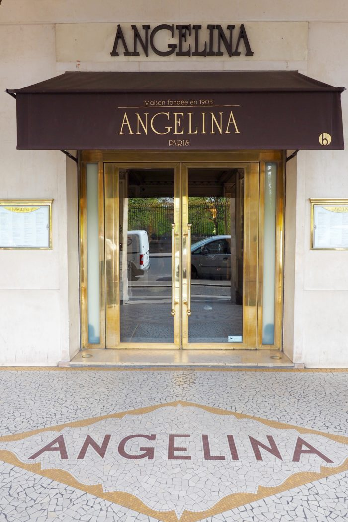 A Guide to Visiting Angelina Paris