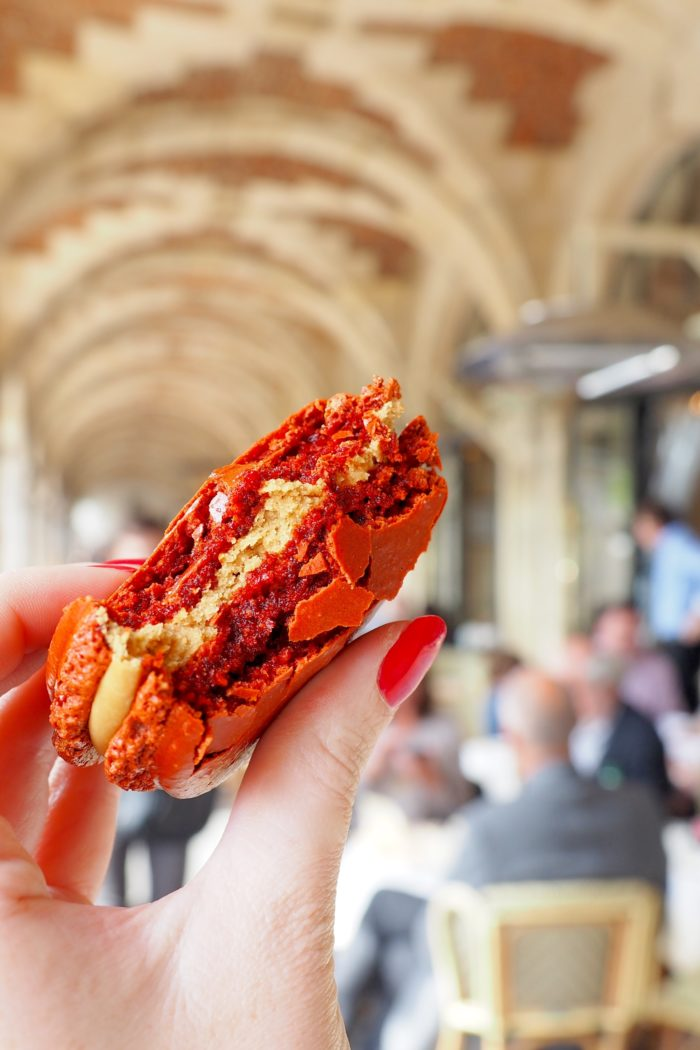In search of the Best Macarons in Paris