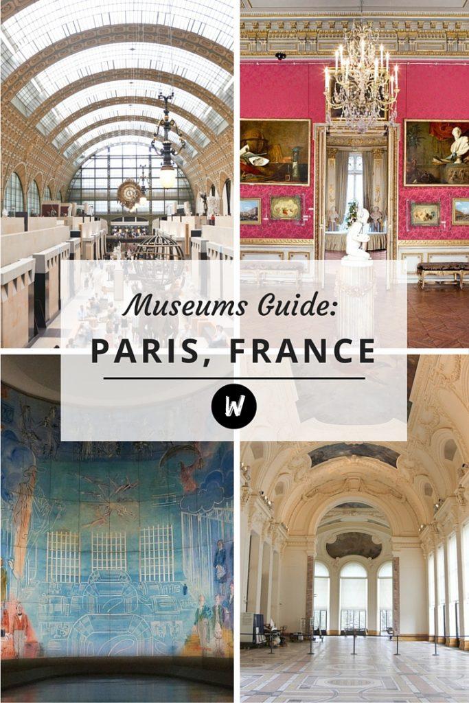 Museums in Paris Guide