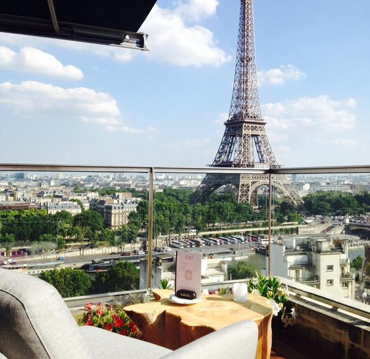 Best Views in Paris