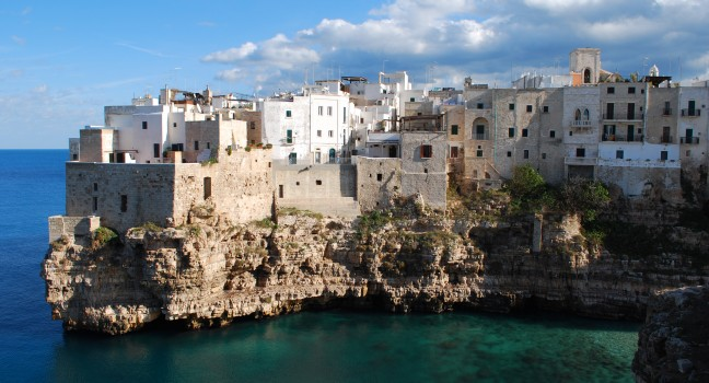 Where to Honeymoon in Italy - Puglia