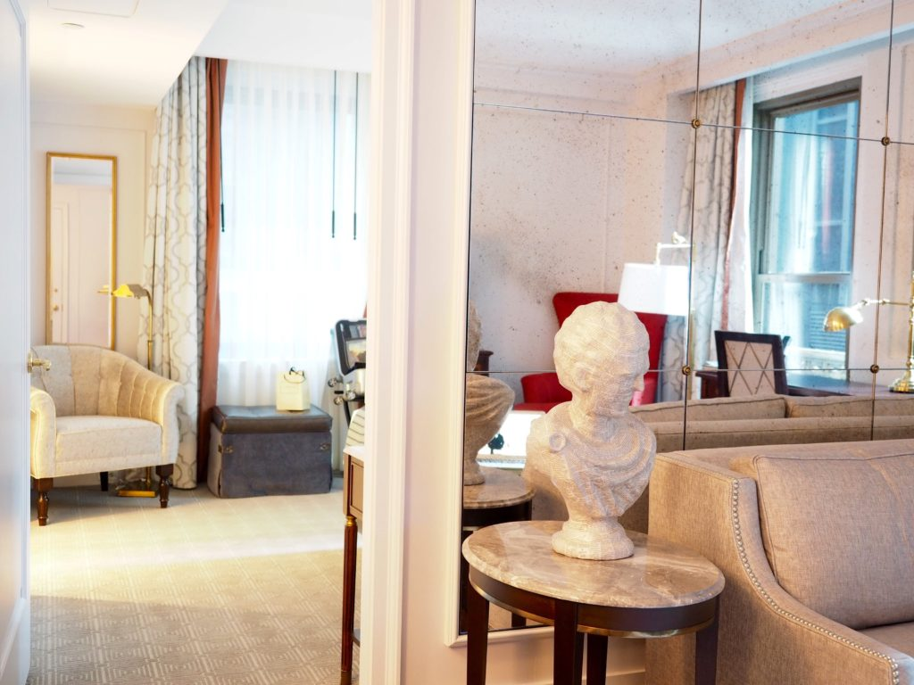 Intercontinental Barclay Hotel New York | World of Wanderlust