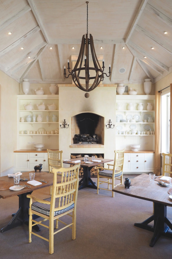 Checking in: The Farm House at Cape Kidnappers