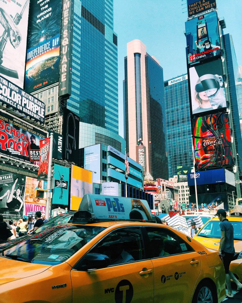 Nueva York | Mundo de pasión por los viajes