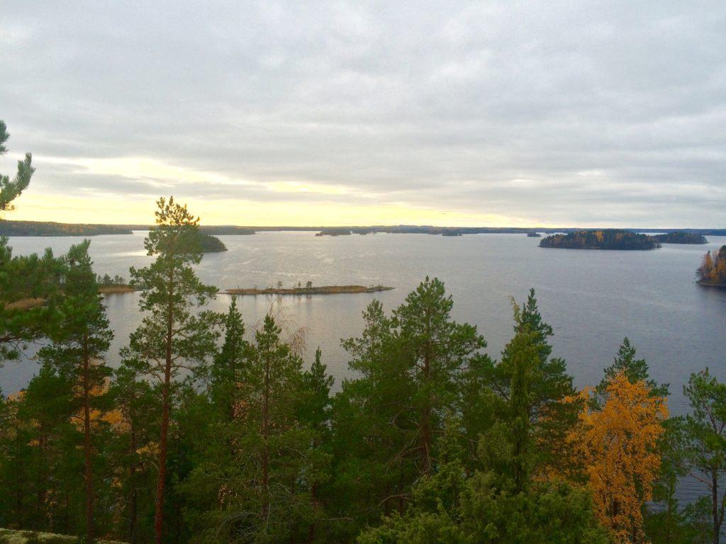 Samaii Lake Finland
