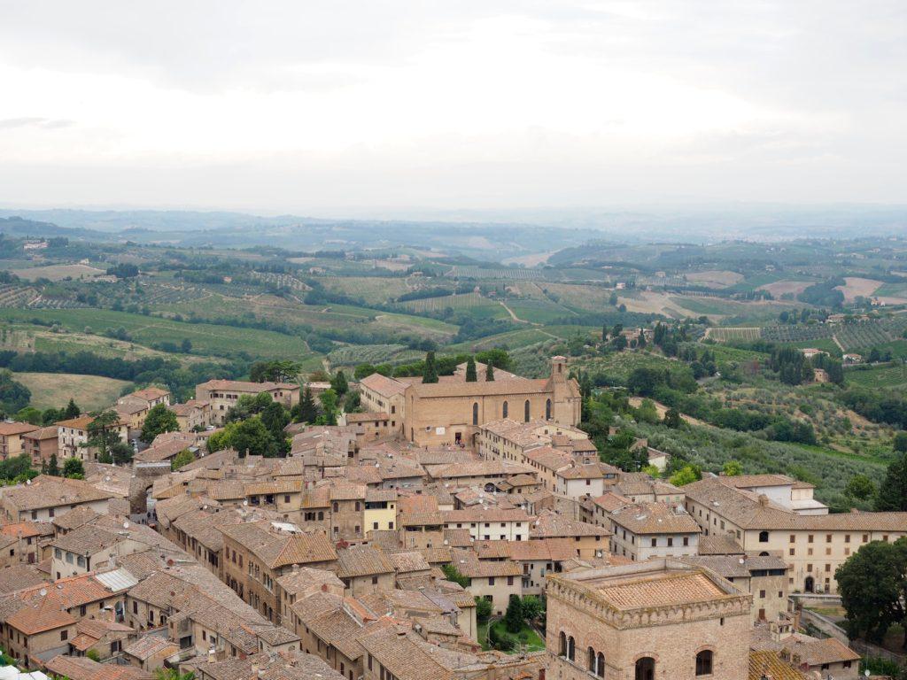 San Gimignano - Guide to Tuscany