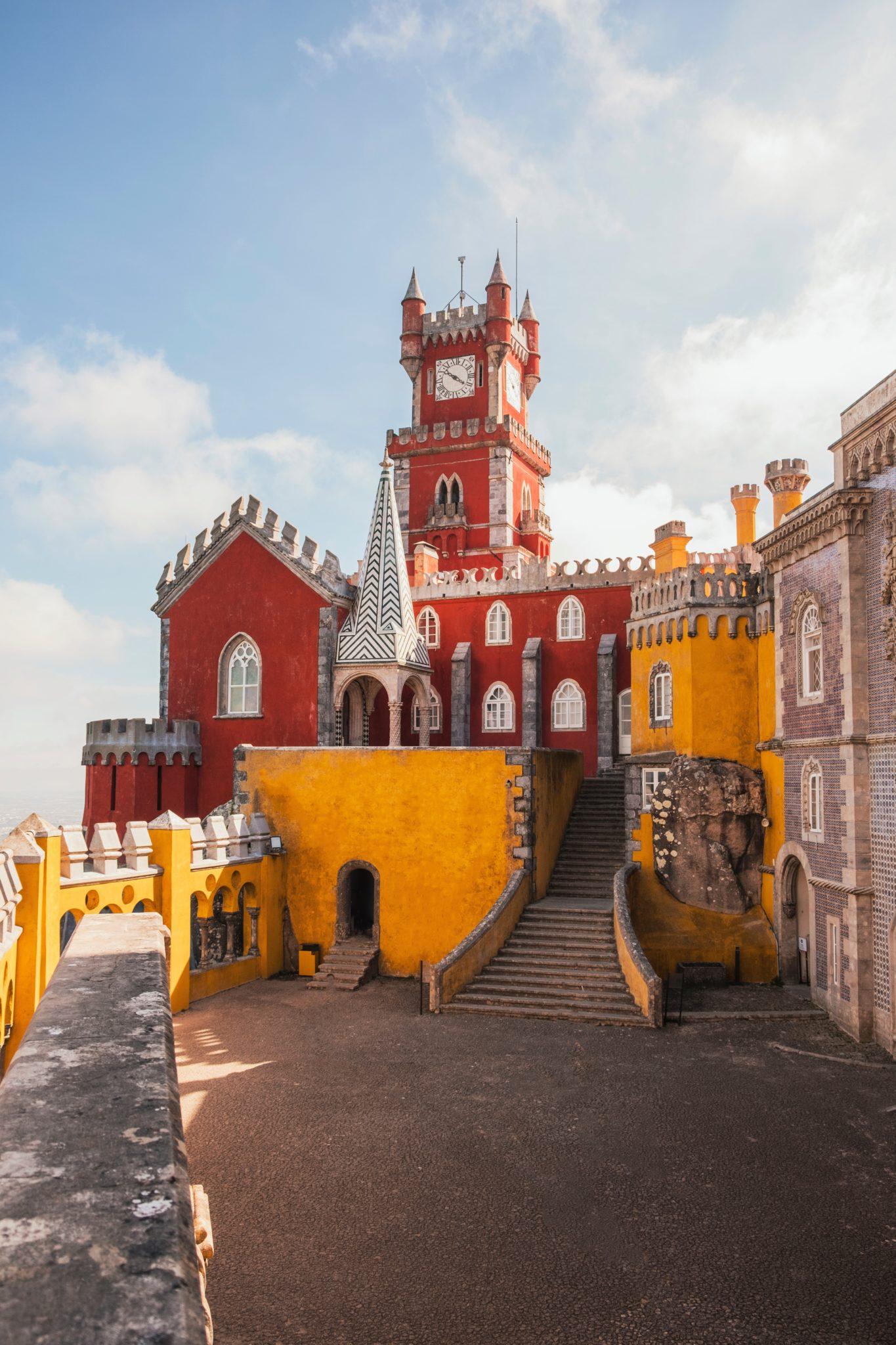 Pena palace   world of wanderlust