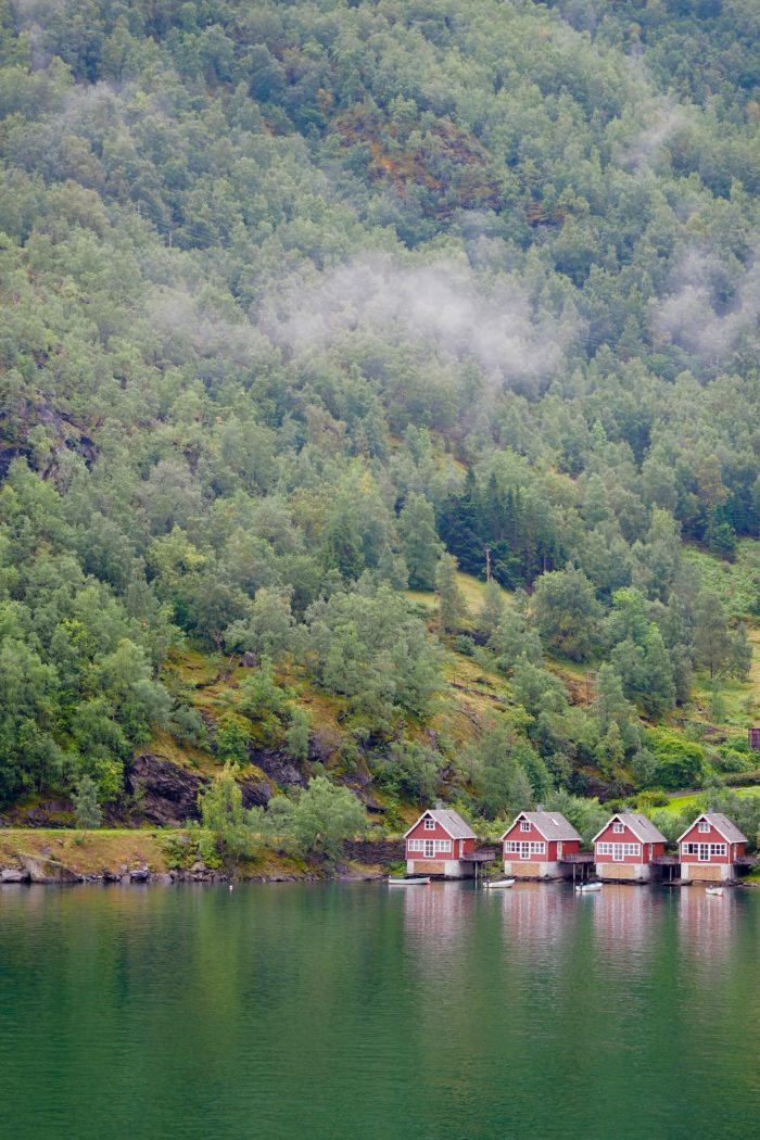 In to the Norwegian Fjords: Visiting the Village of Flam, Norway!