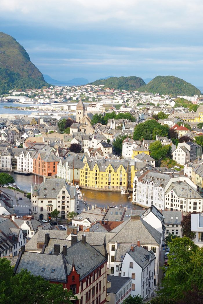 Is this the cutest town in Norway!? A Guide to Ålesund, Norway