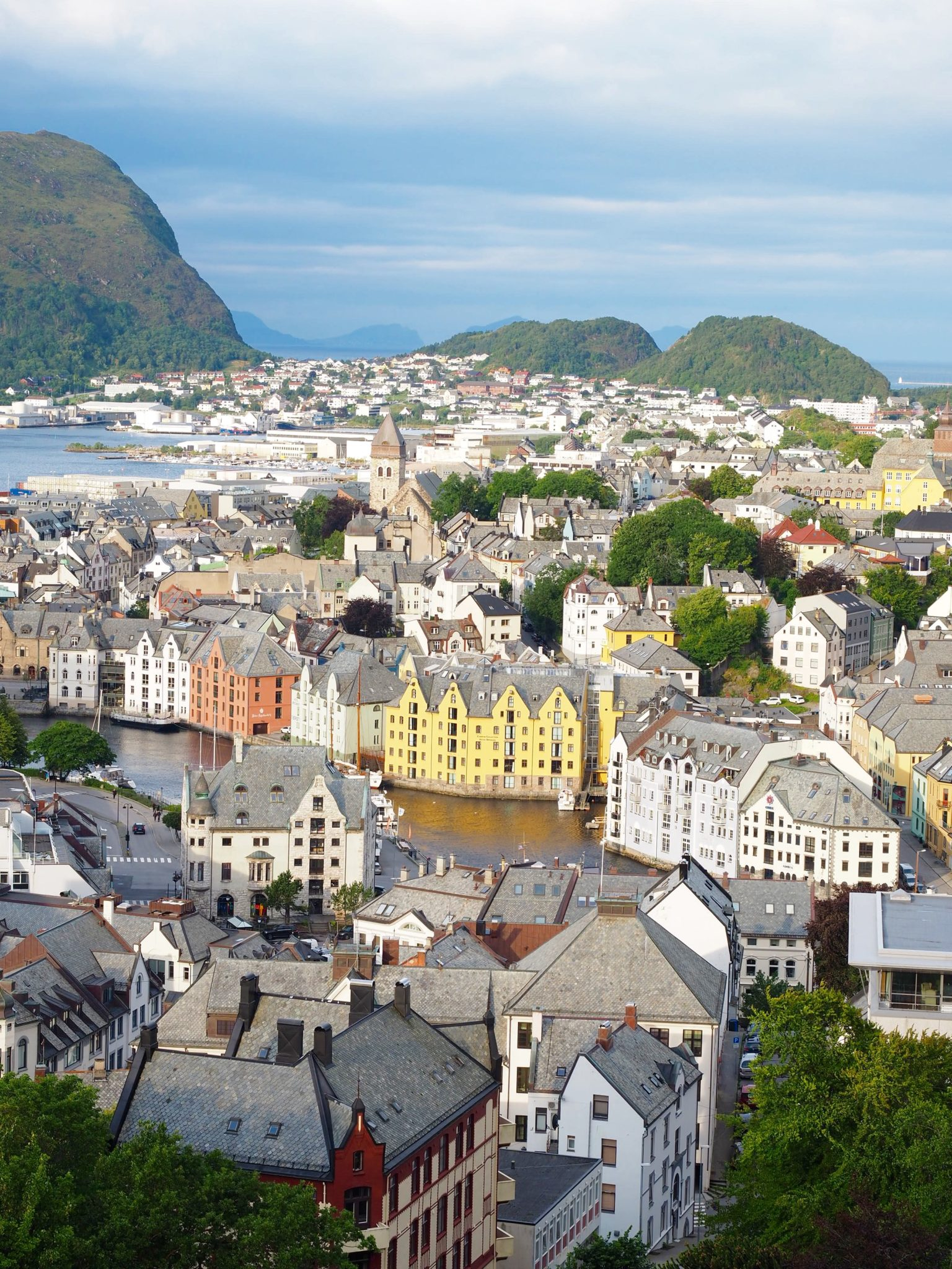 Your Guide to Ålesund, Norway