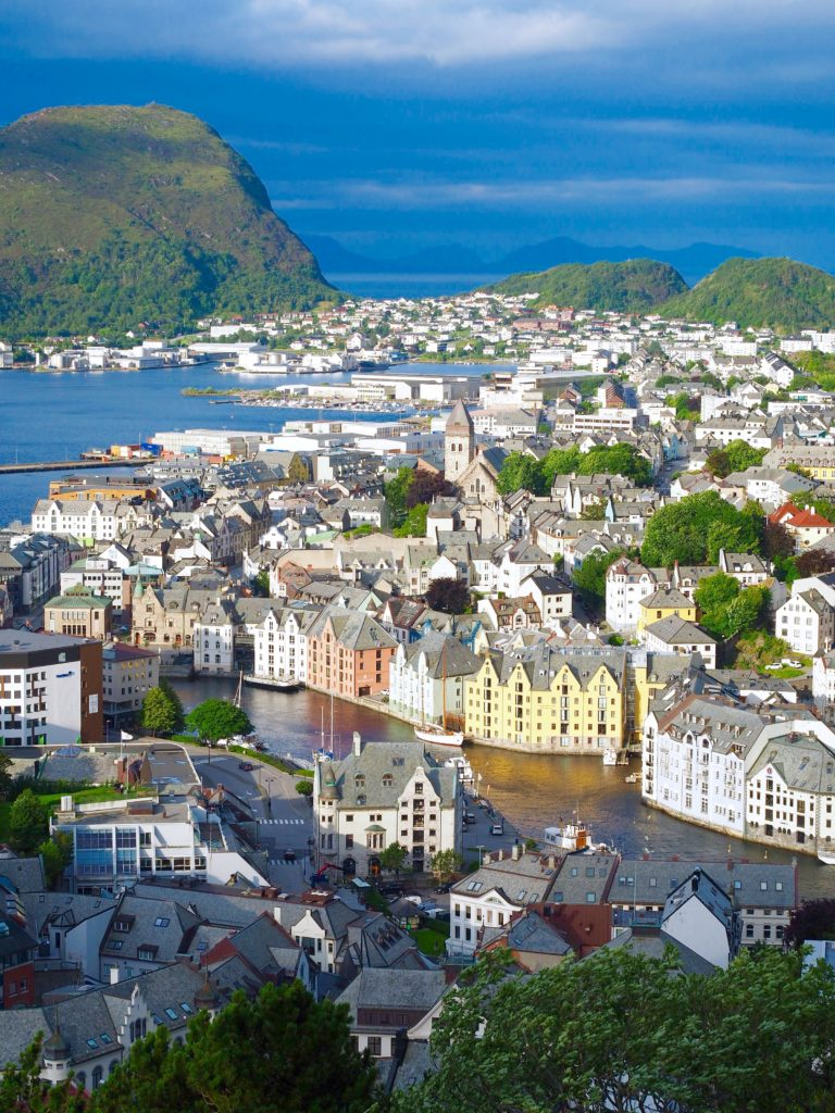 Guide to Alesund Norway | World of Wanderlust