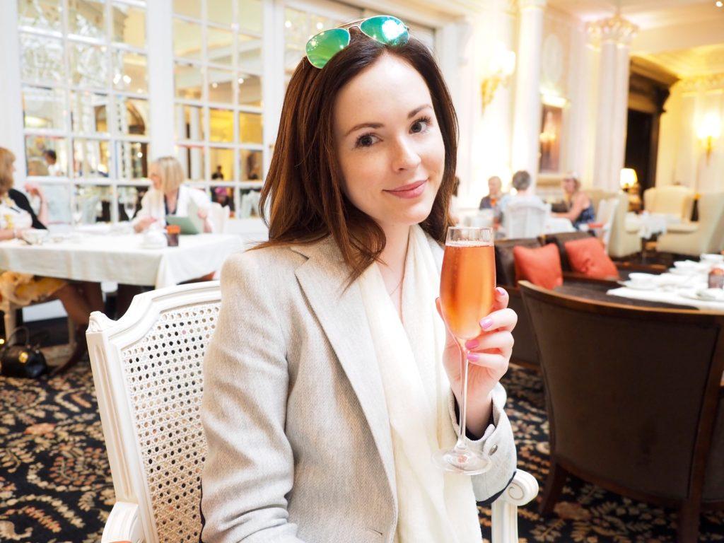 Birthday in London