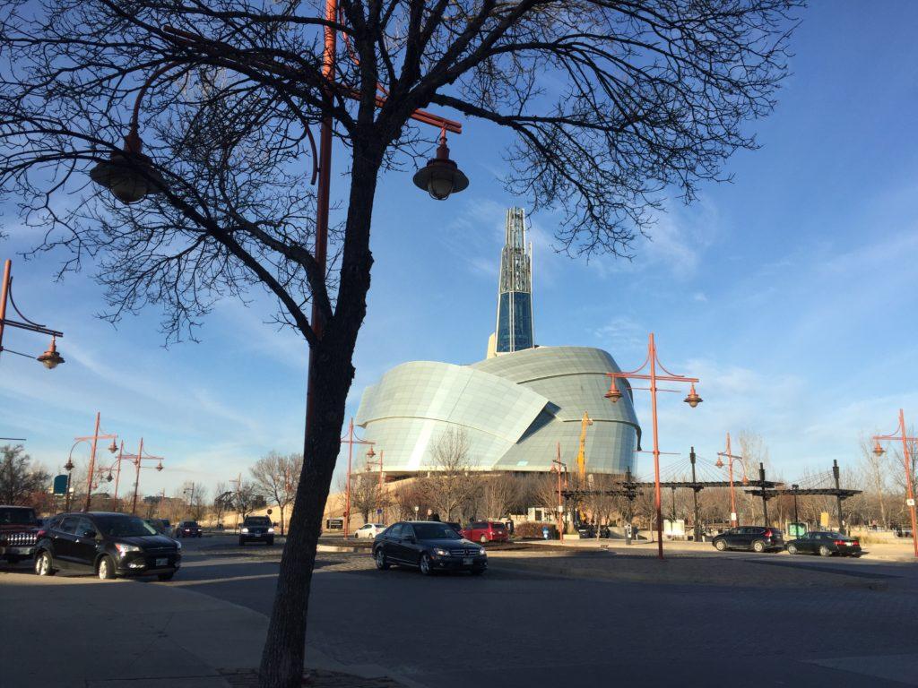 Canadian Human Rights Museum Winnipeg