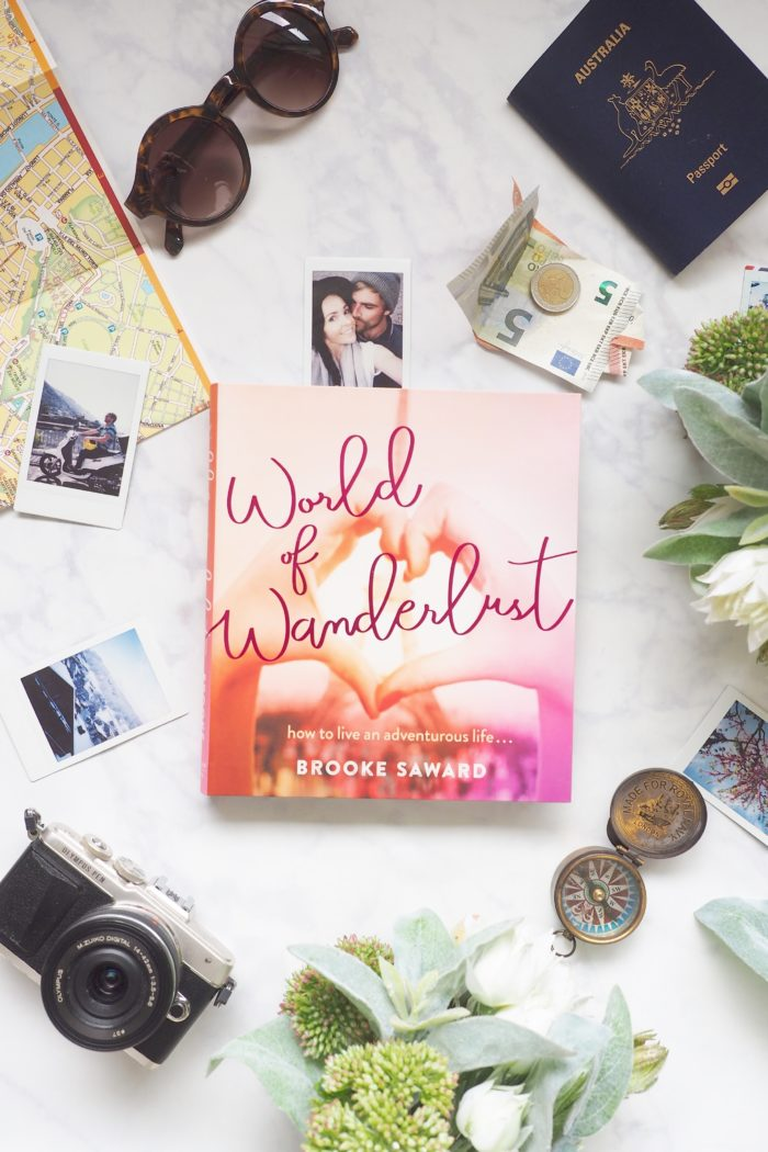 I published a book! Where to buy the World of Wanderlust book, Behind the Scenes & More
