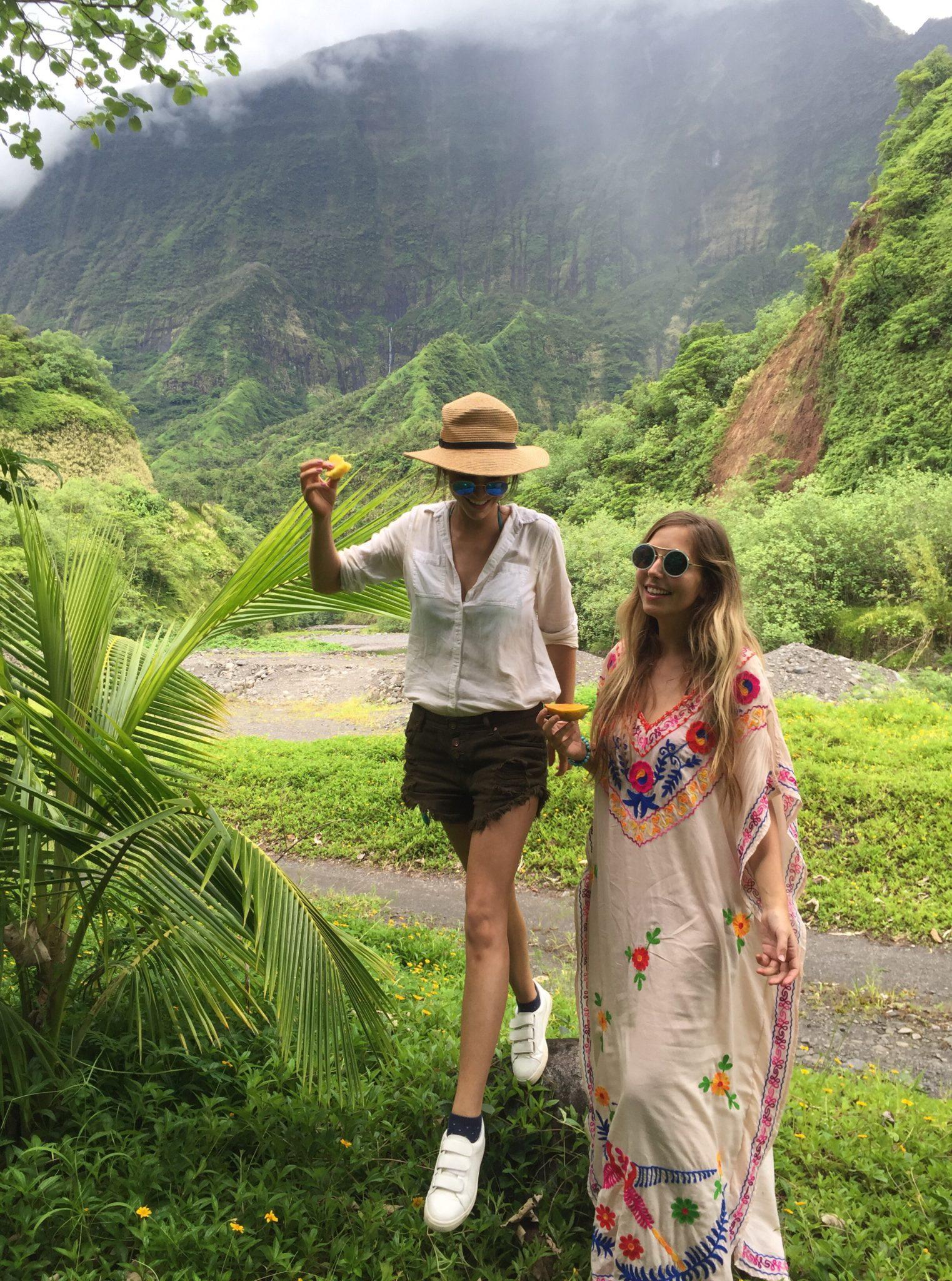 Chasing Waterfalls in Tahiti | World of Wanderlust