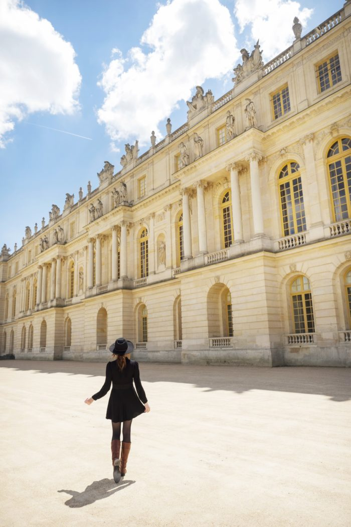 Versailles Photo Diary