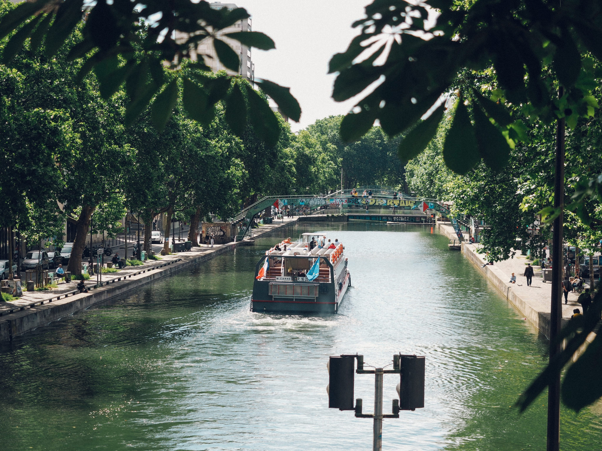 Canal Saint Martin | World of Wanderlust