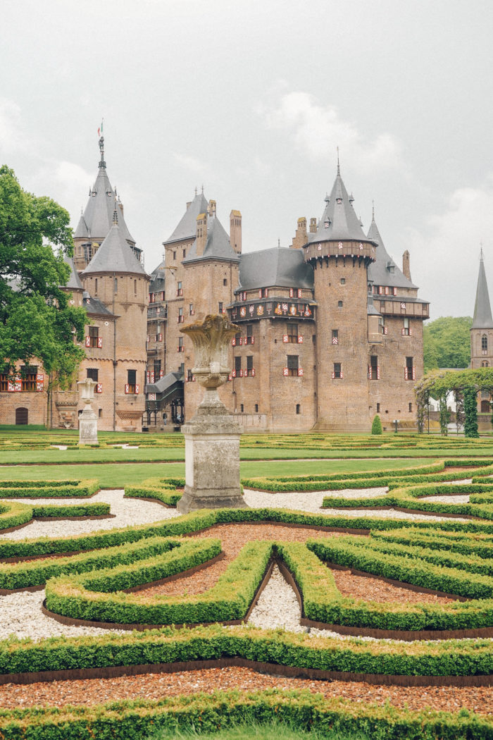 A Day Trip to De Haar Castle in the Netherlands!