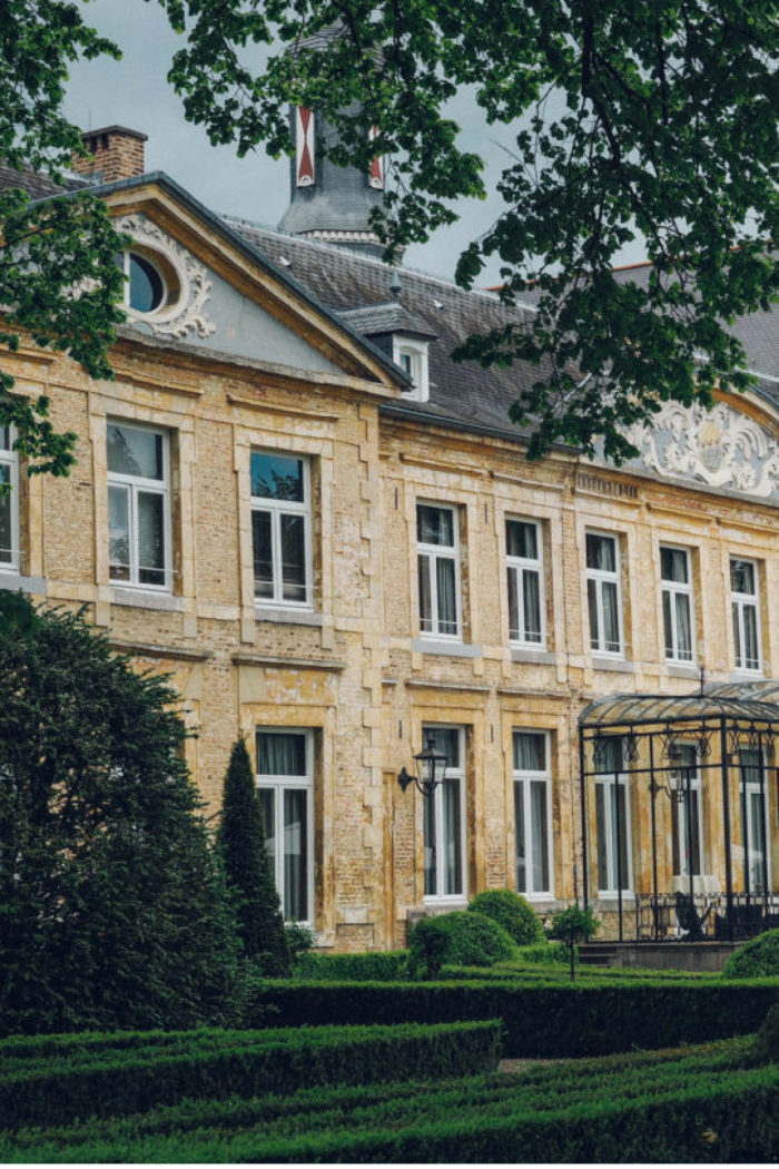 Checking In to a Dutch Chateau! My stay at St Gerlach Chateau