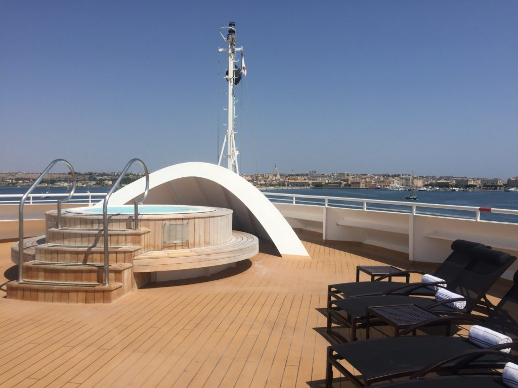 On Board with Seabourn | WORLD OF WANDERLUST