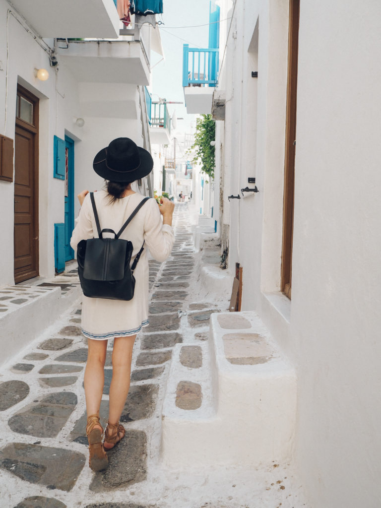 A Guide to Mykonos Greece | WORLD OF WANDERLUST