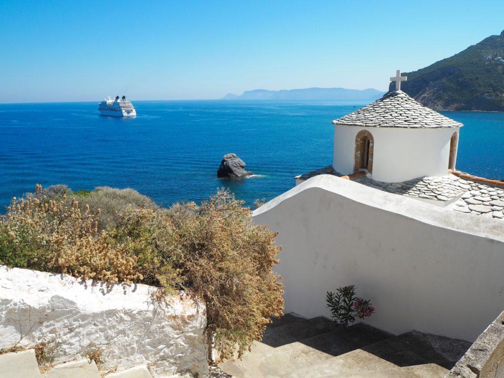Guía de Skopelos Grecia | MUNDO DE WANDERLUST