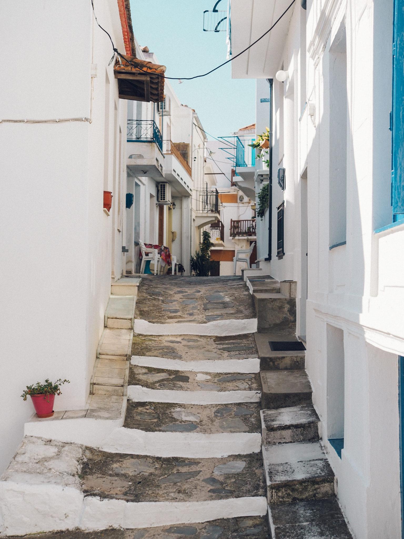 Skopelos Greece | WORLD OF WANDERLUST