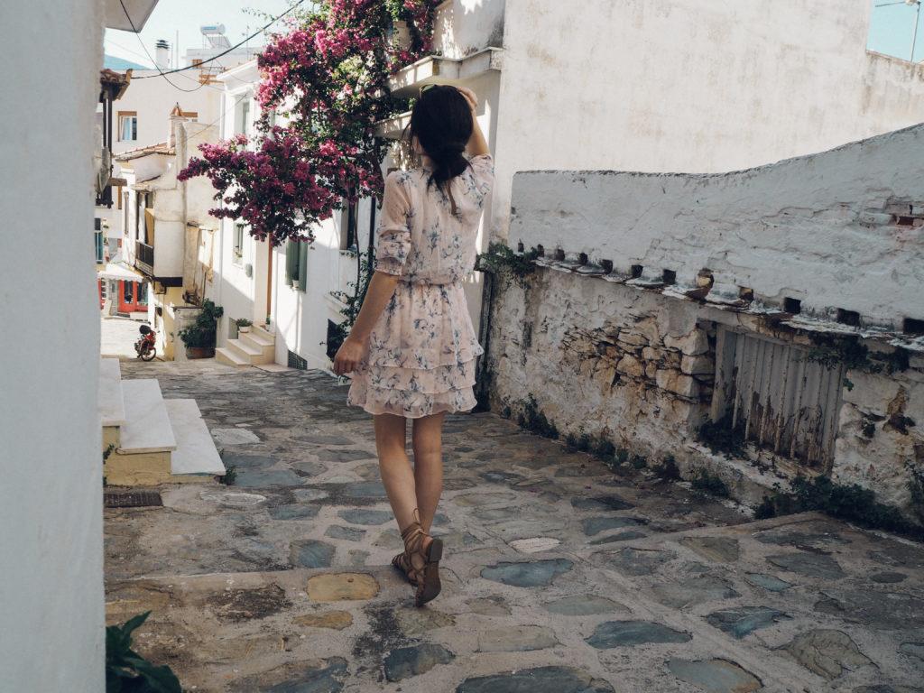 Guide to Skopelos Greece | WORLD OF WANDERLUST