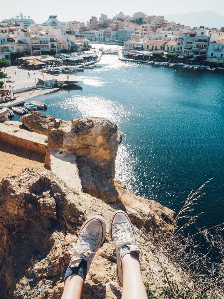 Agios Nikolaos Crete | WORLD OF WANDERLUST