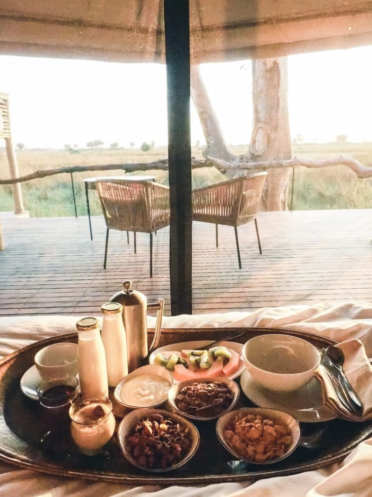 Nxabega Tented Camp Botswana | WORLD OF WANDERLUST