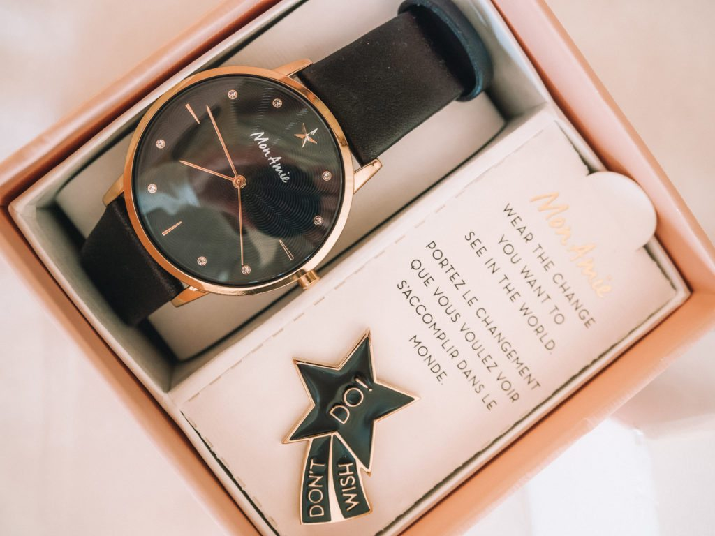 Mon Amie Watches | BE THE CHANGE