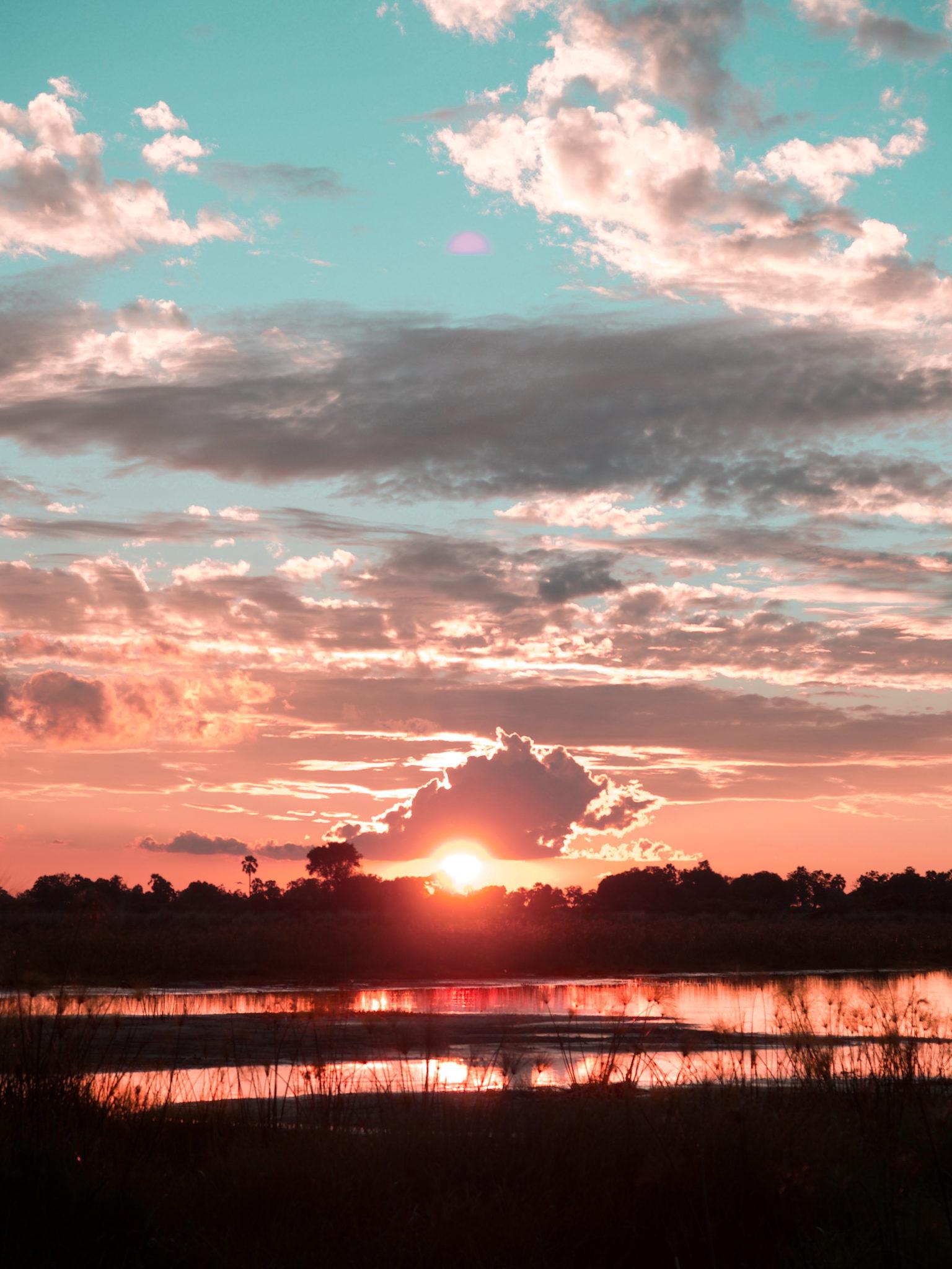 Nxabega Tented Camp Botswana | WORLD OF WANDERLUST