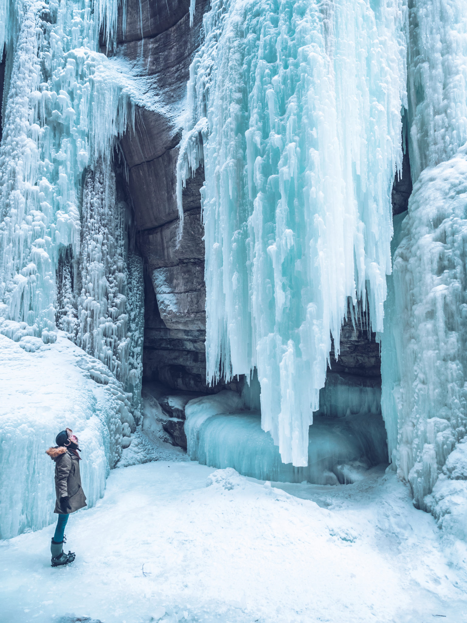 Maligne Canyon | WORLD OF WANDERLUST