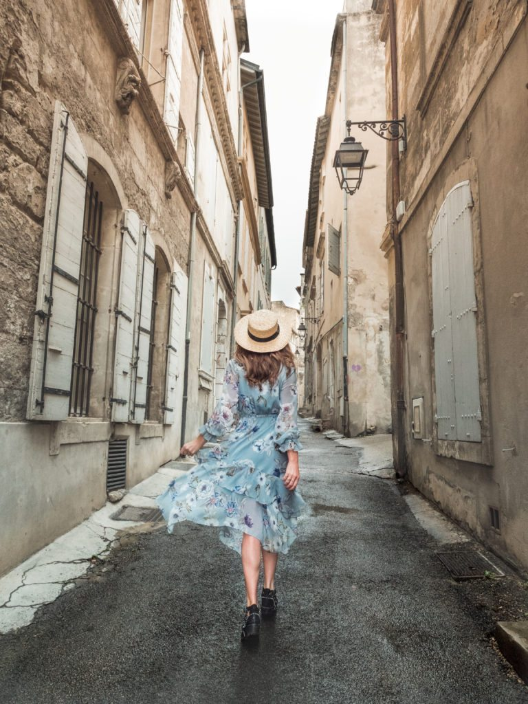 Arles town in Provence | WORLD OF WANDERLUST
