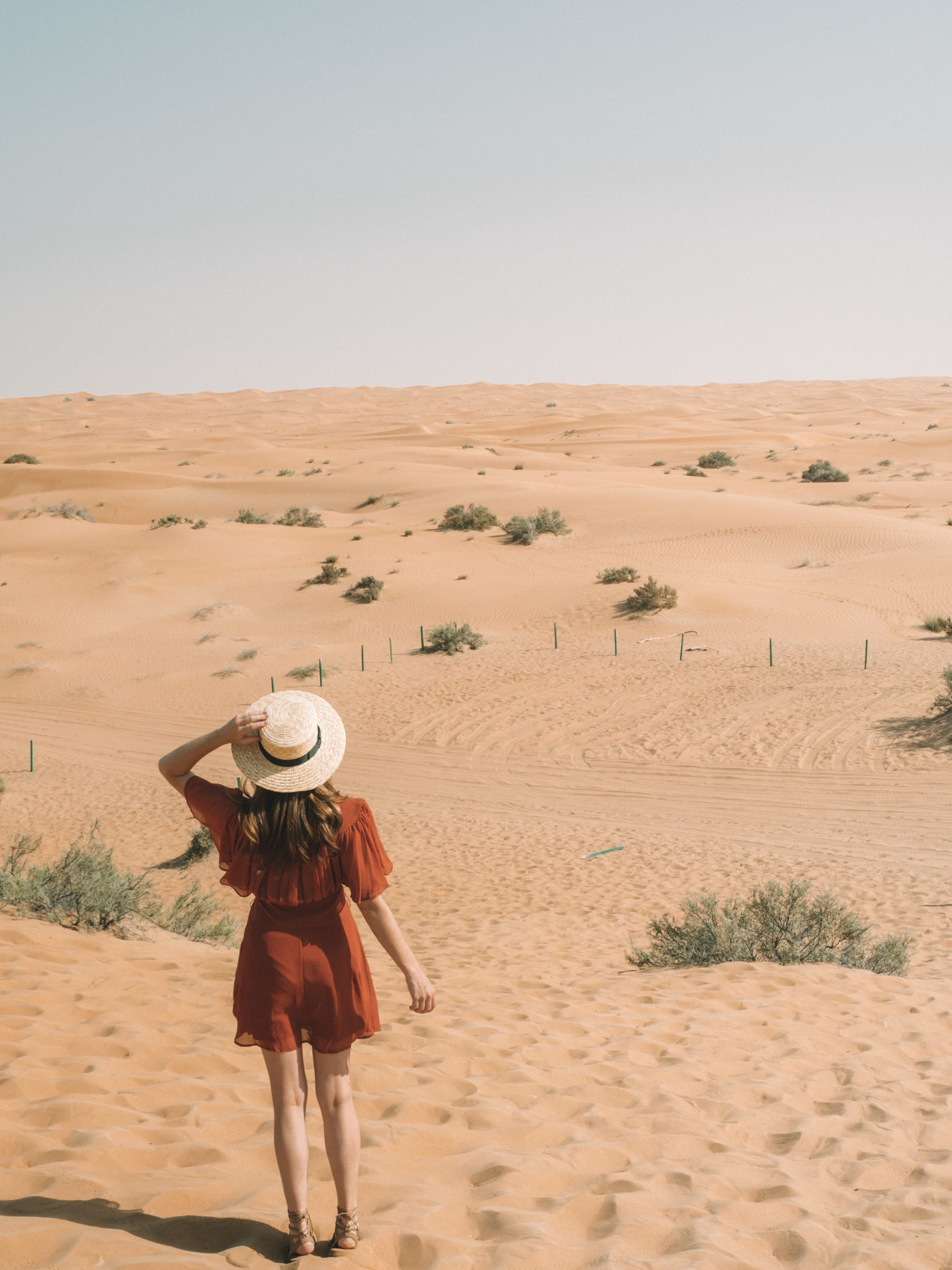 A Guide to Visiting the Desert in Dubai