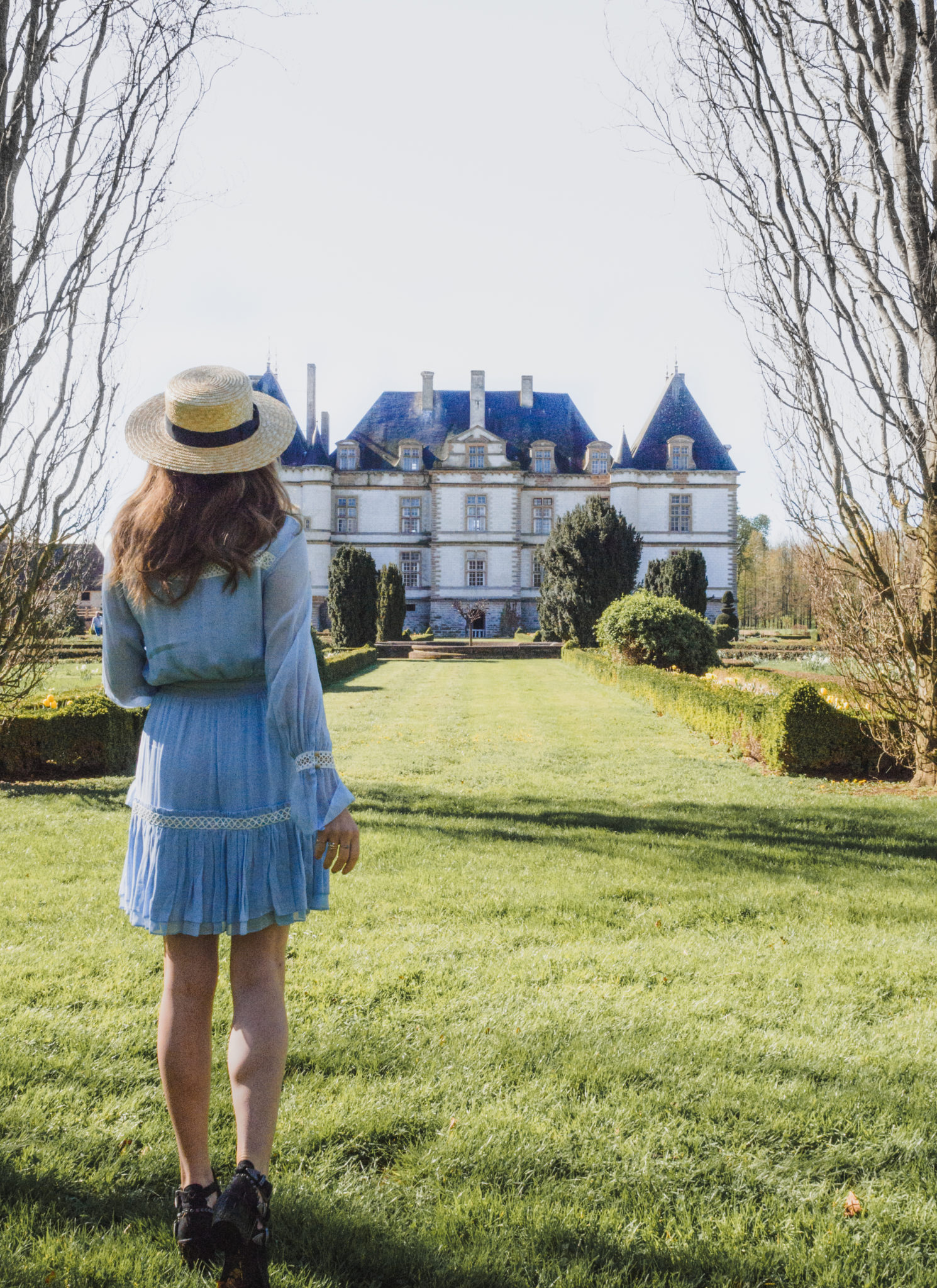 Visiting Cormatin Chateau | WORLD OF WANDERLUST