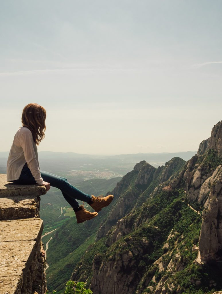 Montserrat National Park Barcelona | WORLD OF WANDERLUST