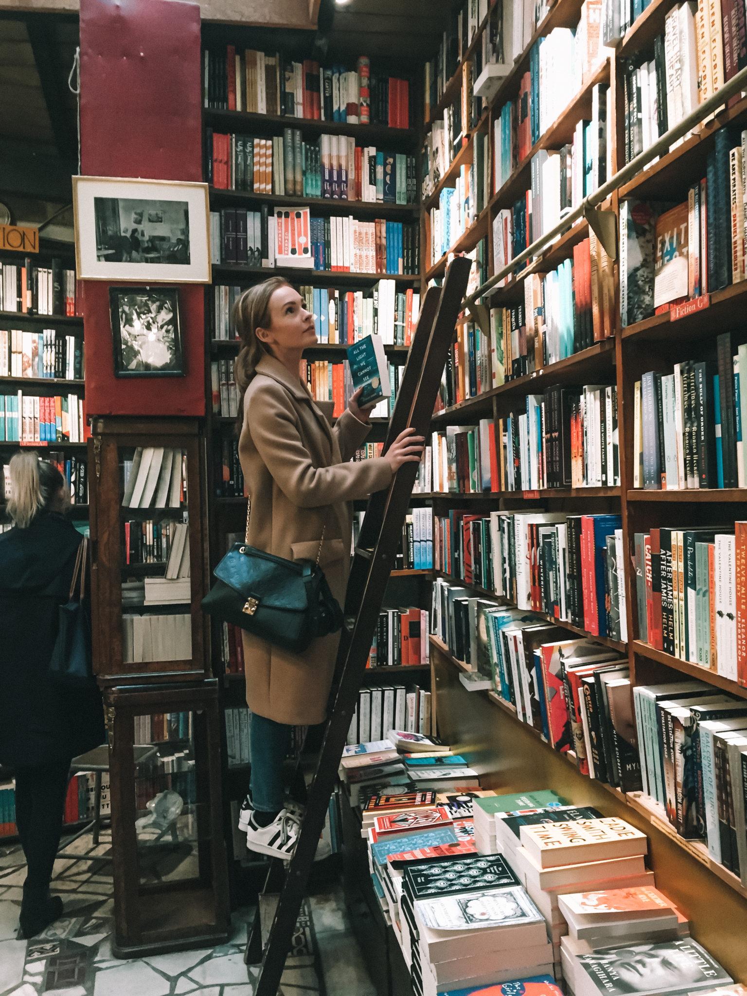 Best bookshops in Paris | WORLD OF WANDERLUST