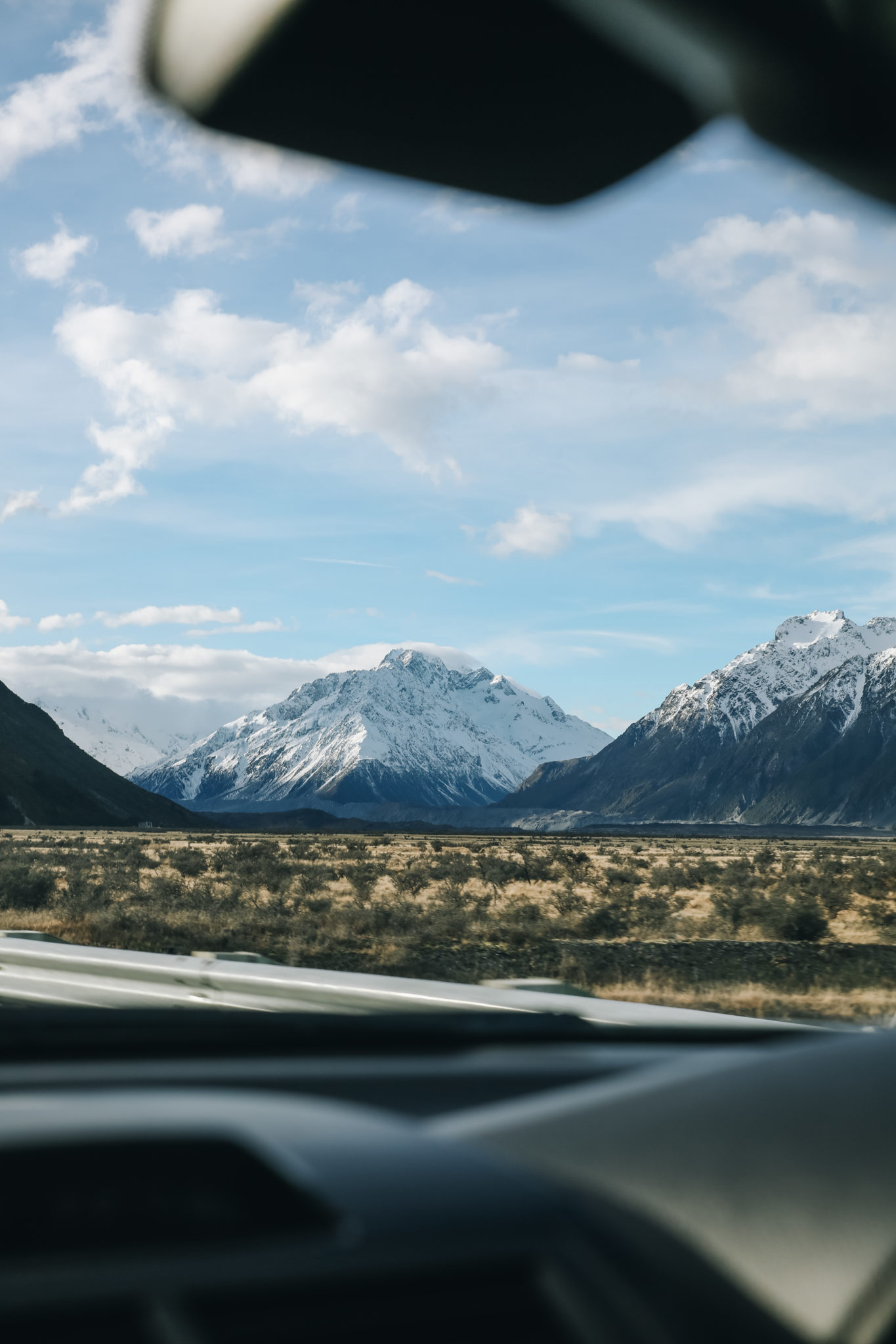 Mount Cook New Zealand | WORLD OF WANDERLUST