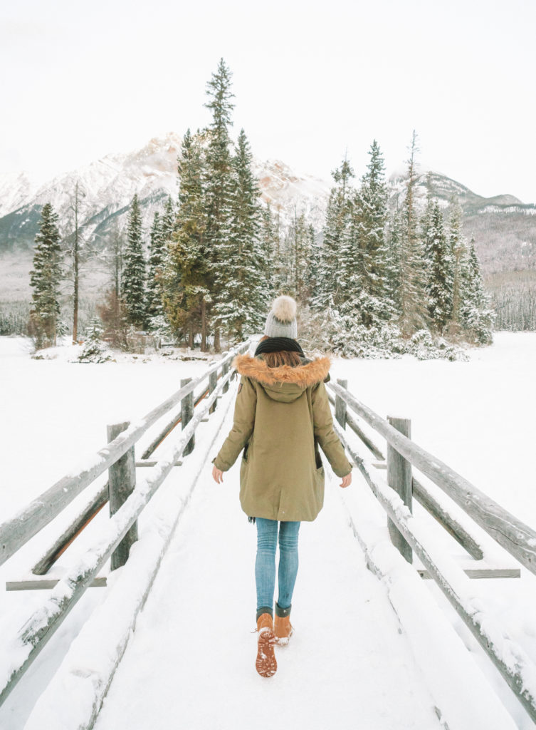 Winter in Alberta | WORLD OF WANDERLUST