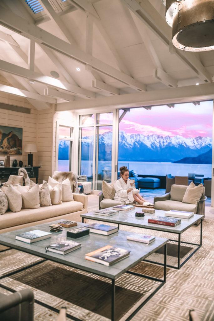 Lodge Matakauri | MUNDO DE WANDERLUST