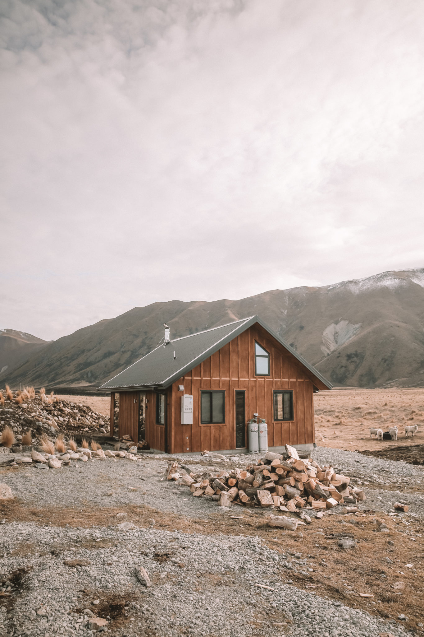 High Country Cabin | WORLD OF WANDERLUST