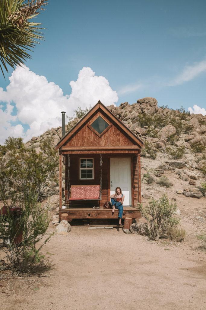 A Tiny Cabin in Joshua Tree | WORLD OF WANDERLUST