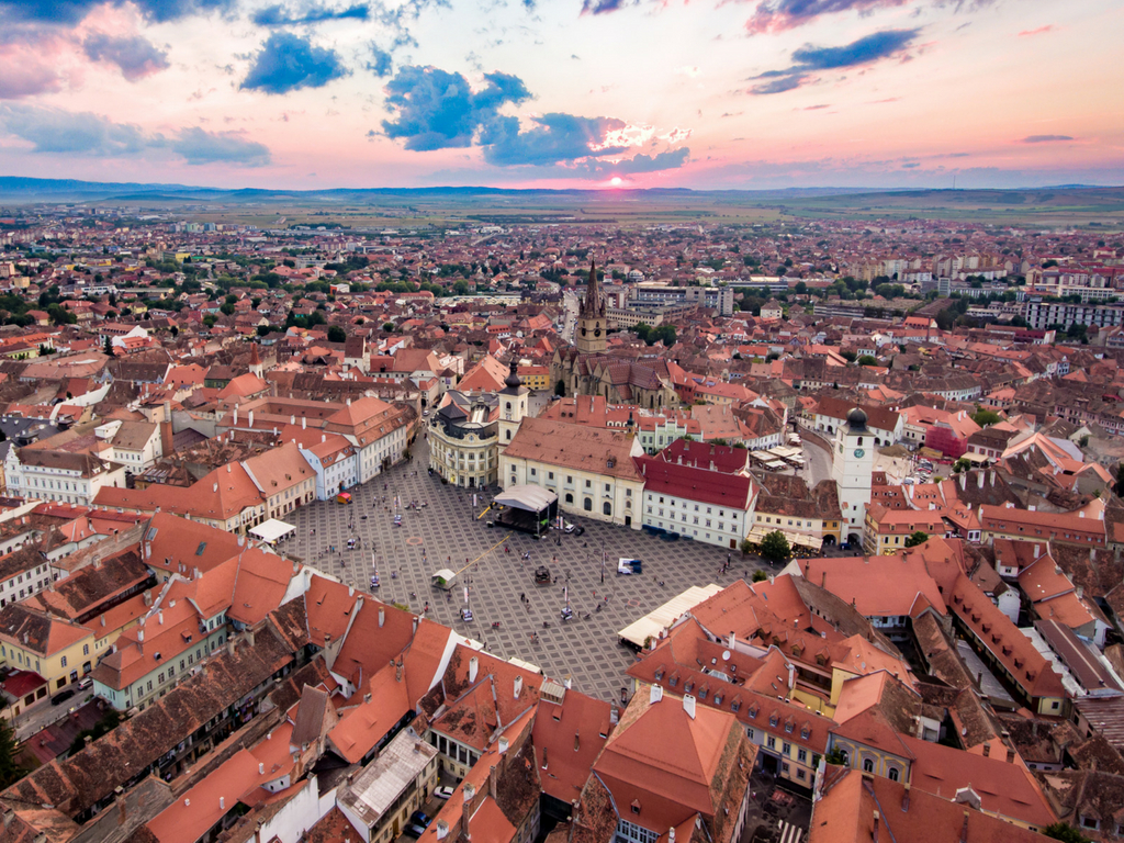 Sibiu Romania | WORLD OF WANDERLUST