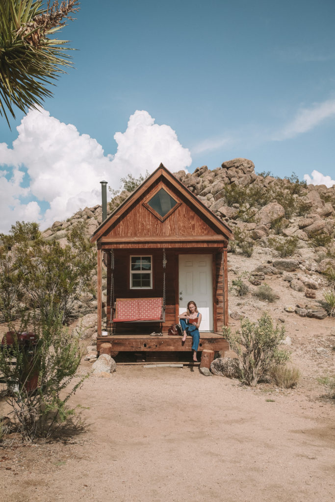 A Tiny Cabin in Joshua Tree | WORLD OF WANDERLUST