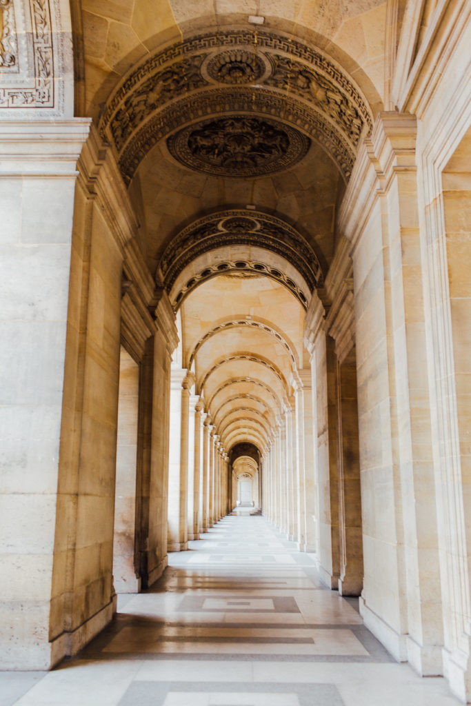 Paris Louvre Musem | WORLD OF WANDERLUST
