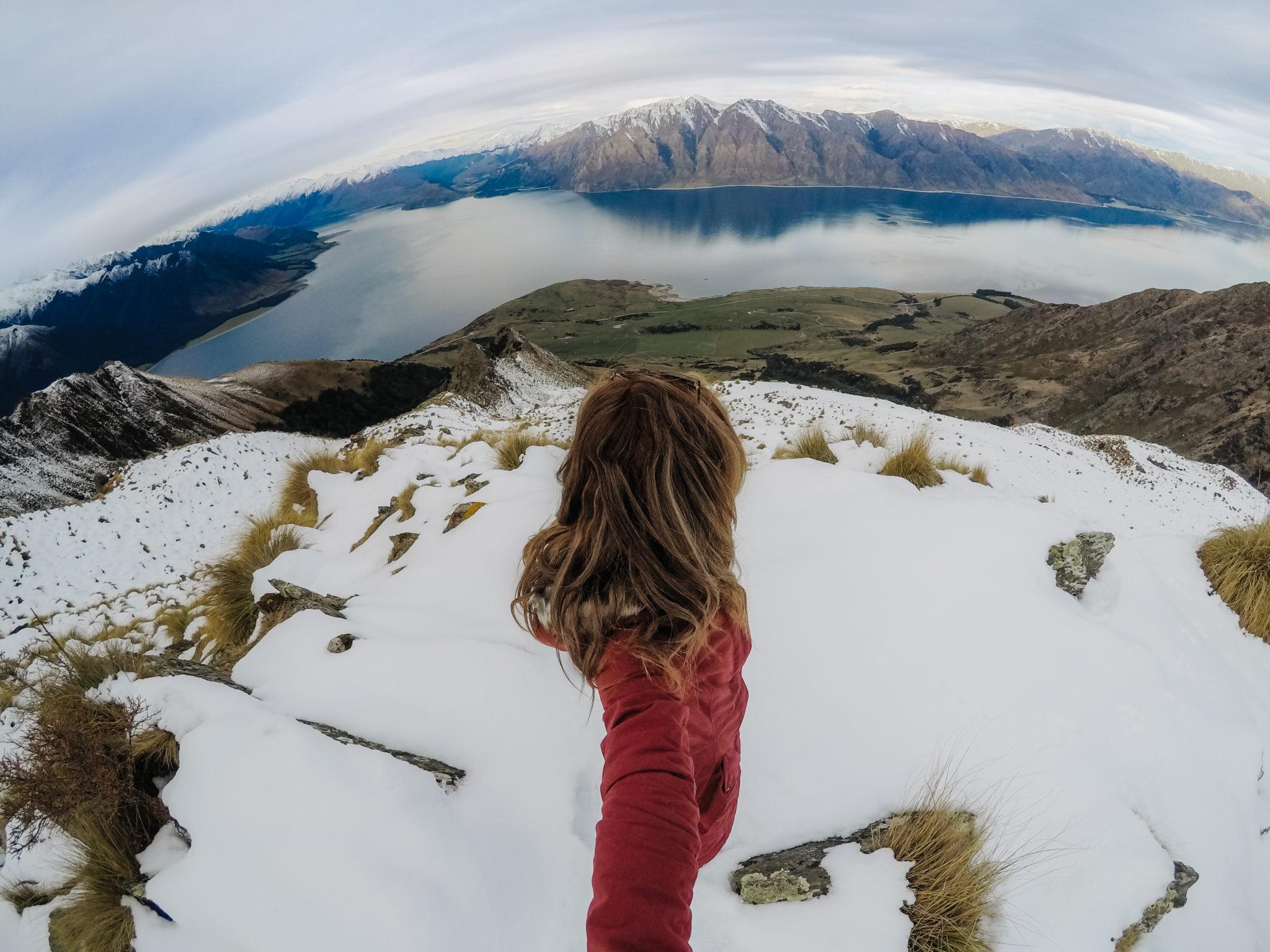 Isthmus Peak Wanaka | WORLD OF WANDERLUST