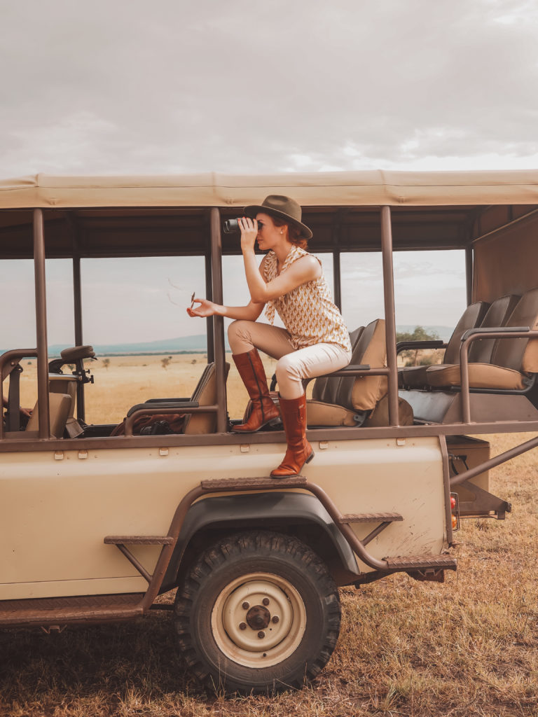 An authentic safari in Tanzania | WORLD OF WANDERLUST