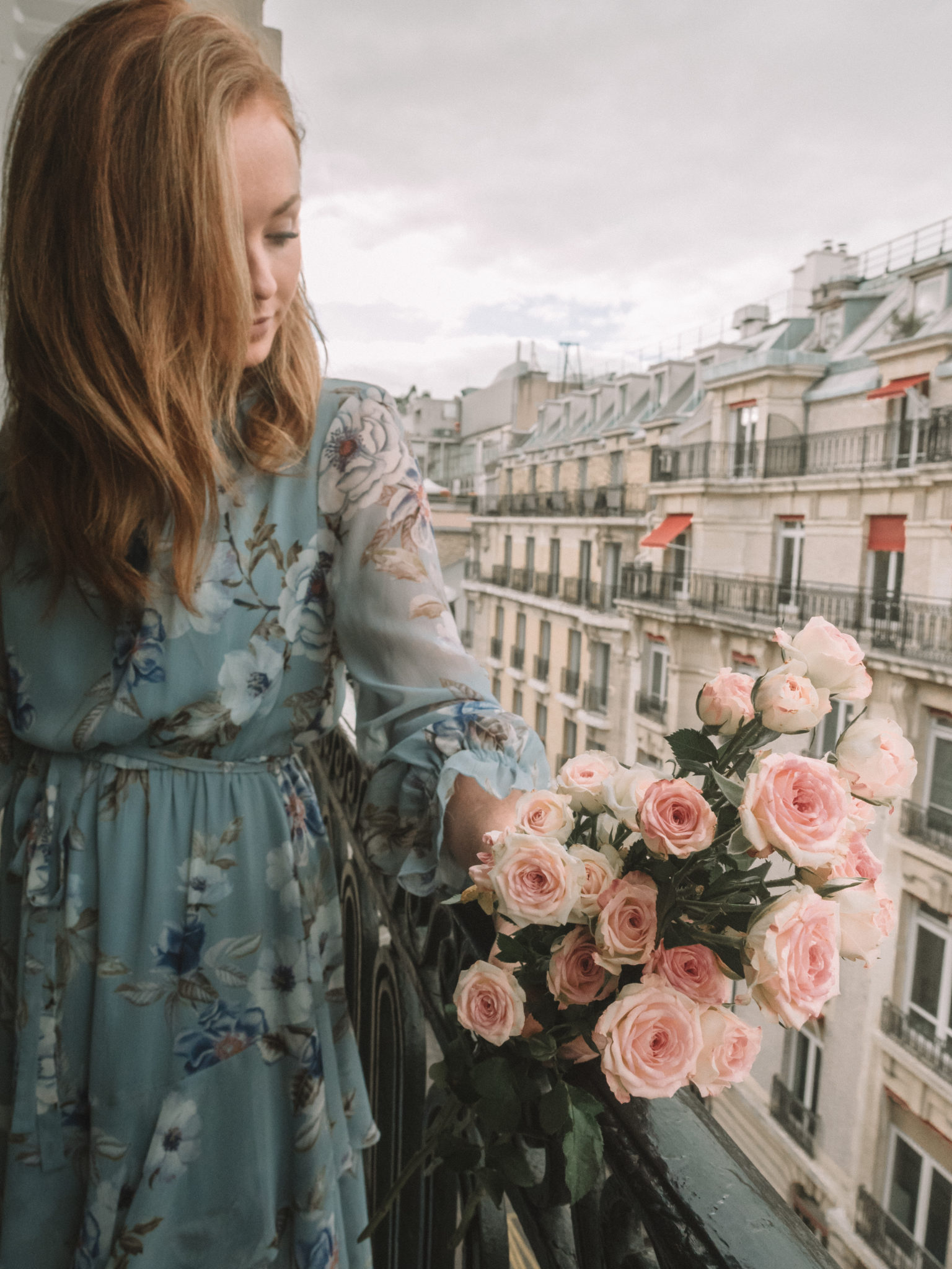 Brooke Saward in Paris | WORLD OF WANDERLUST